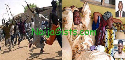 fulani attacks in plateau