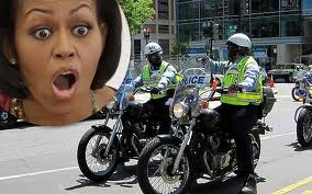 officer who plan to assassinate michelle obama