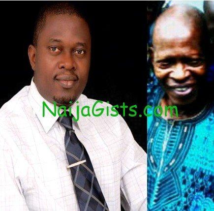 muyiwa ademola father dead