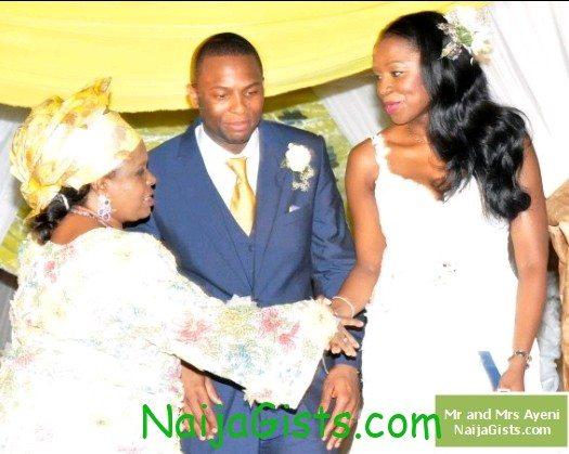pamela mark wedding photos