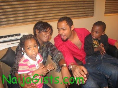 ramsey nouah and wife children