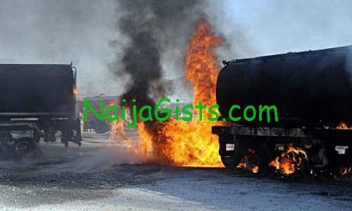 rivers state fuel tanker explosion