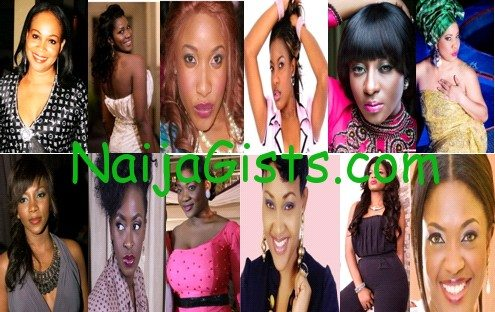 nollywood actresses list