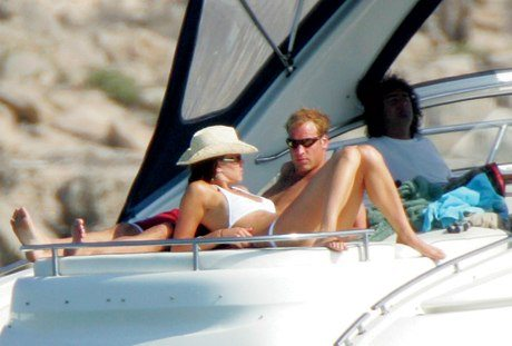prince william and kate honeymoon pictures
