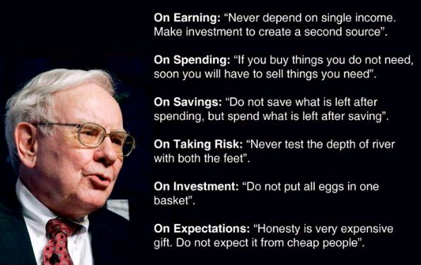 warren buffett quotes 2012