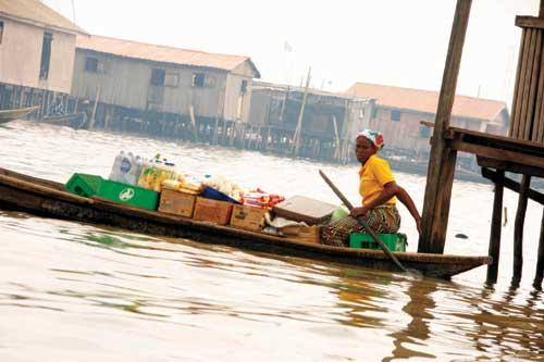 makoko lagoon