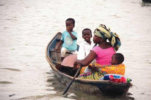 makoko waterfront