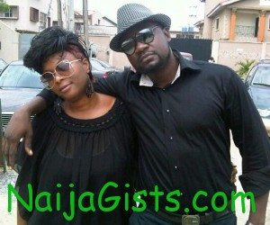 yemi blaq and wife