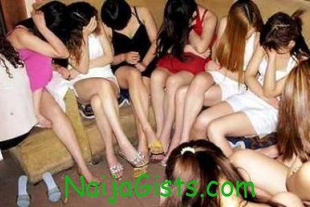 chinese prostitutes nigeria