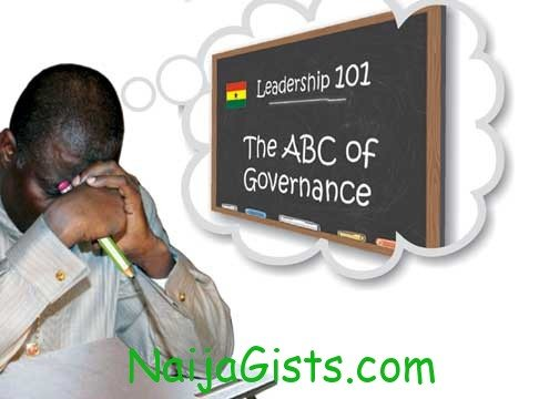 ghana nigeria governance