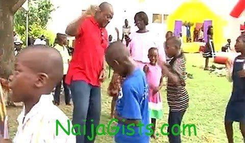 John Dramani azonto move