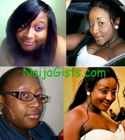 ini edo look alike davene