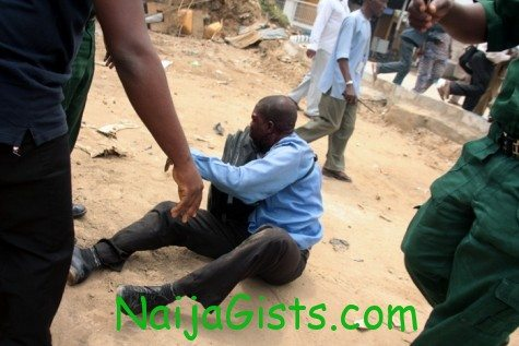 journalist attacked in lagos