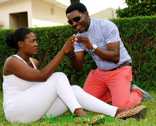 mercy johnson ay romance 1