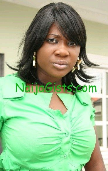 mercy johnson birthday 2012