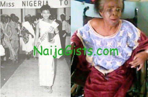miss nigeria 1958
