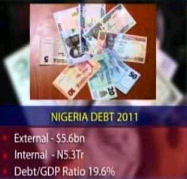nigeria debt 2012