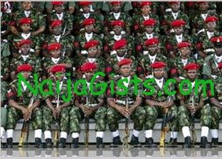 nigerian army application