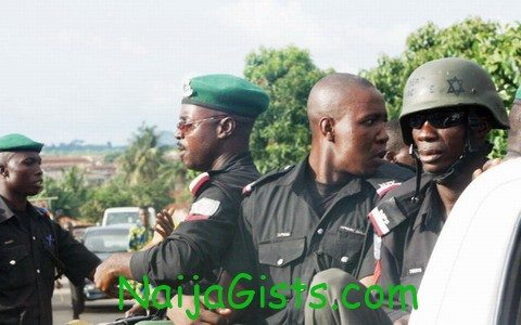 about nigeria police