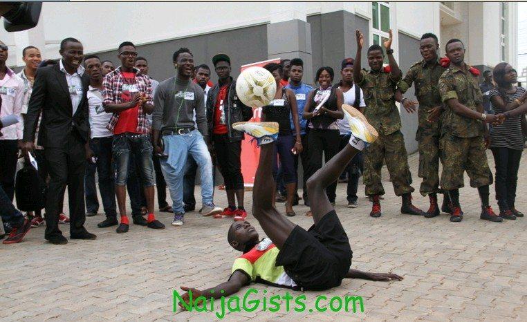 nigerias got talent contestants