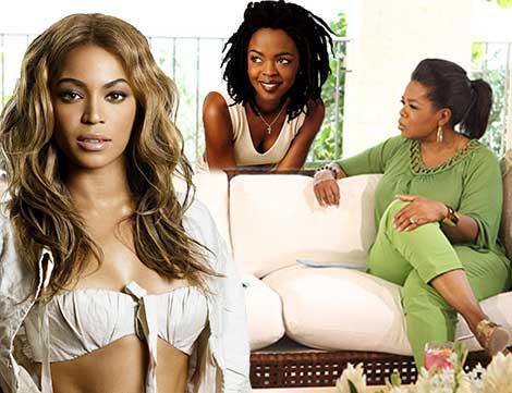 beyonce turns down oprah