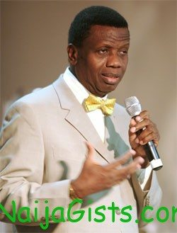 pastor adeboye food poison