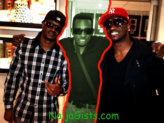 psquare split with may d