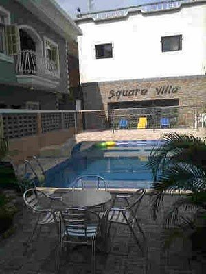 pool area of psquare house
