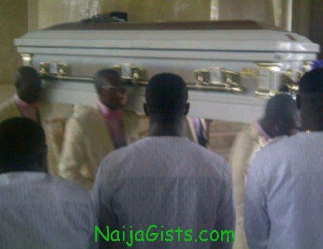 josephine okoye funeral burial pictures