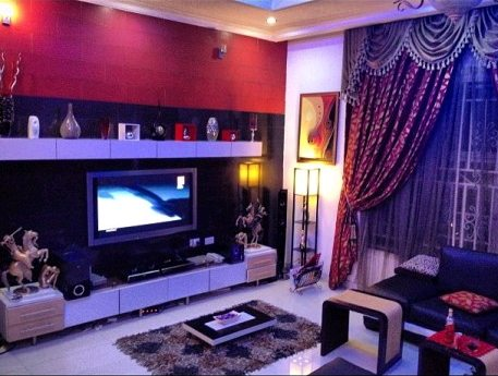 psquare new house
