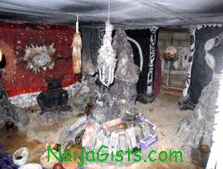 nigeria ritualists