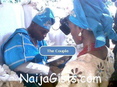 teju babyface and wife