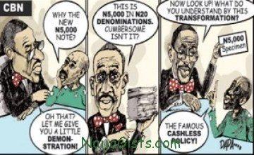 5000 naira note jokes