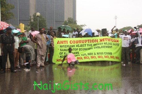 protest in abuja