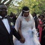 Morgan Tsvangirai wedding