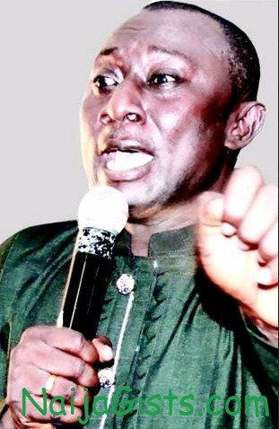 Rev Anthony Innocent Chidi