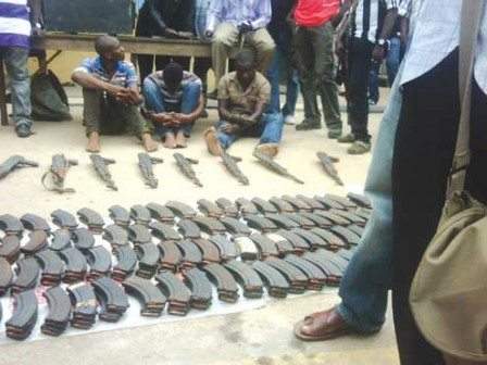 armed robbery lagos