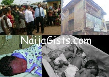 baby factory in nigeria
