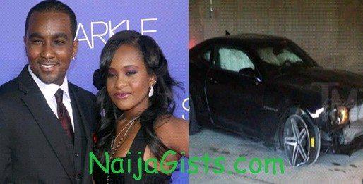 bobbi kristina car crash