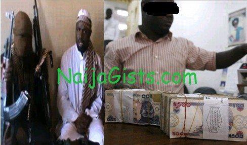 boko haram accountant