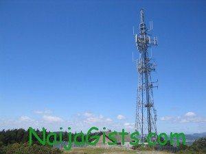 illegal mtn mast installation yobe state