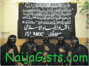 boko haram members arrested