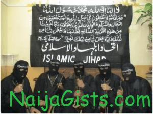 boko haram members arrested