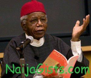 chinua achebe biafra memoir