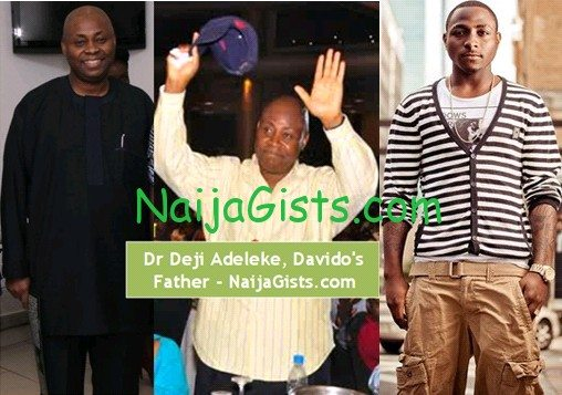 davido father dad