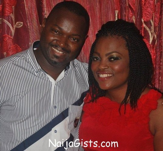 funke akindele husband