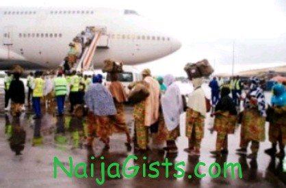 saudi arabia deports hajj pilgrims