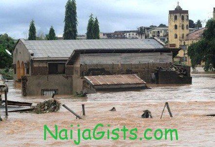 ibadan flood 2012