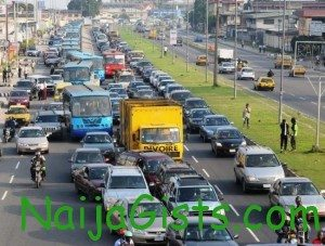 lagos traffic law