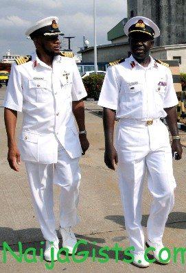 nigerian navy  site
